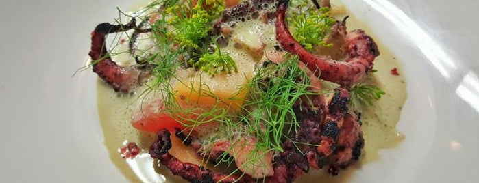 PLÄJ is one of 9 SF Spots to Get Your Seafood Fix.