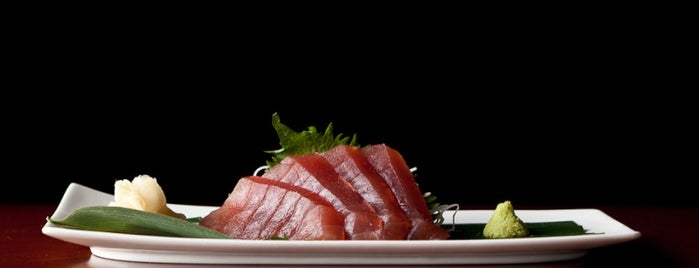 ICHI Sushi + NI Bar is one of 9 SF Spots to Get Your Seafood Fix.