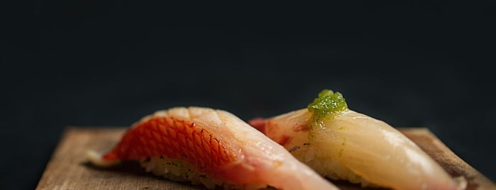 Maruya is one of 9 SF Spots to Get Your Seafood Fix.