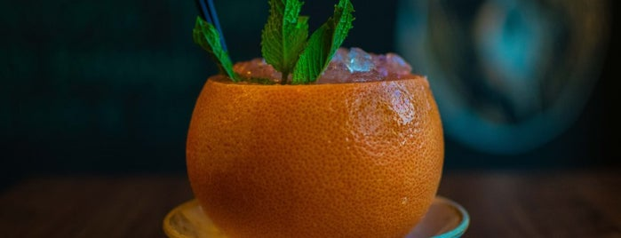 Little Donkey is one of 16 Cocktails You'll Want to Snap, Sip and Share.