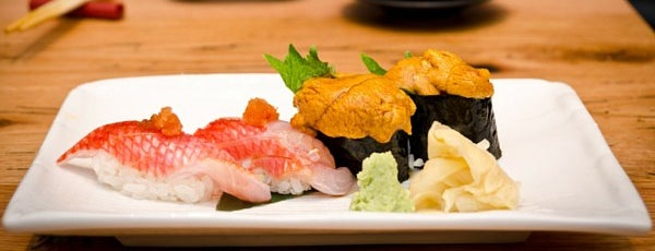 Wako is one of 9 SF Spots to Get Your Seafood Fix.