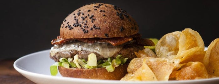 Alta CA is one of 14 All-American Burgers You Should Be Eating.