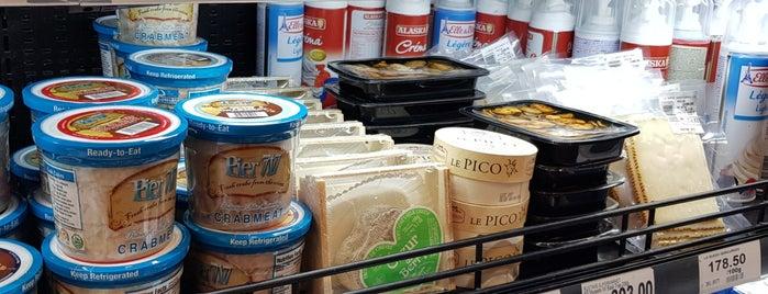 Rustan's Supermarket Fresh is one of Agu'nun Beğendiği Mekanlar.