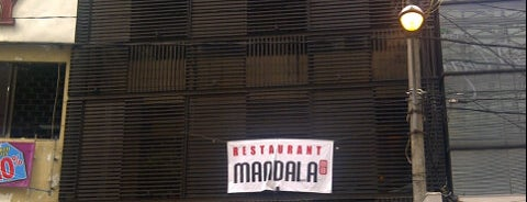 Mandala Baru Mayestik is one of สถานที่ที่บันทึกไว้ของ Pritya.