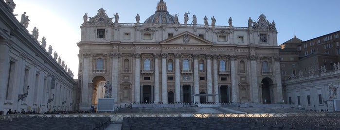 St. Peter's Church is one of ROME - ITALY.