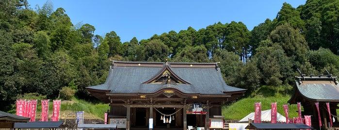 都農神社 is one of Lieux qui ont plu à Makiko.