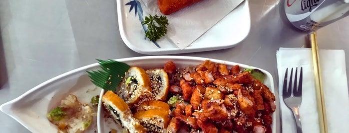Sushi Hoko-Ki is one of Posti che sono piaciuti a Conociendo y.