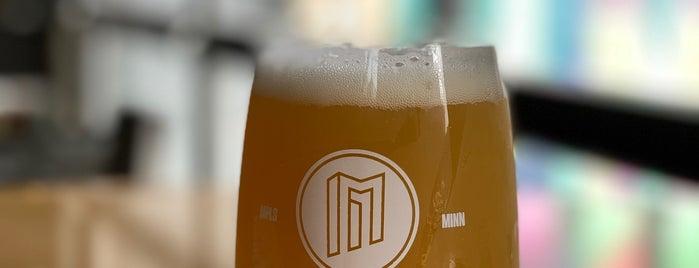 Modist Brewing Co is one of Gespeicherte Orte von Adam.