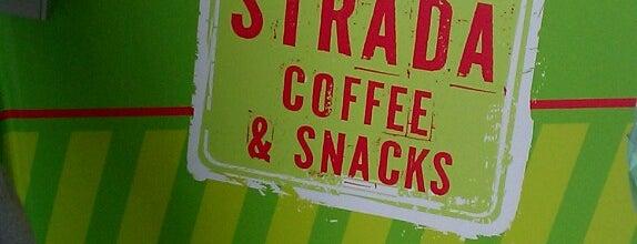 Strada Cafe is one of Locais curtidos por Sotiris T..