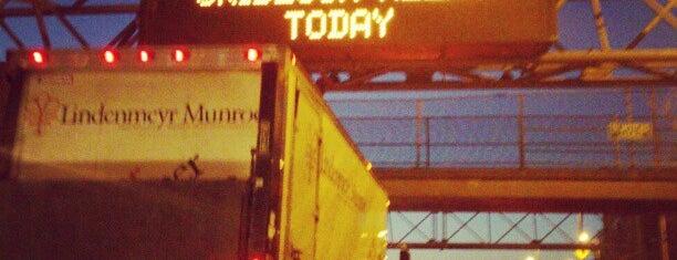 Cross Bronx Expressway is one of Mayorship....