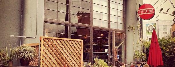 Coffee Bar is one of Kalifornien.