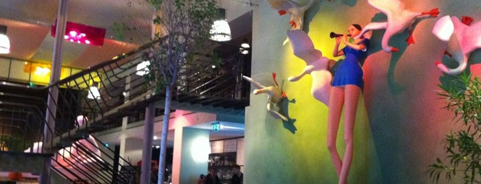 Apacuka fun dining&bar is one of Must See in Budapest !.