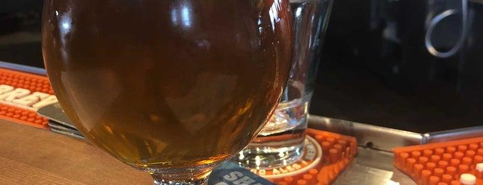 Breckenridge Brewery is one of [ Denver ].