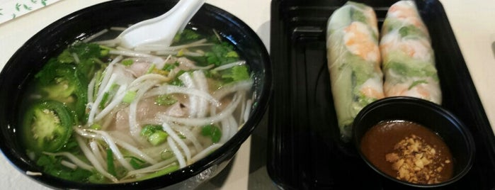 Pho Bowl is one of Michael 님이 좋아한 장소.