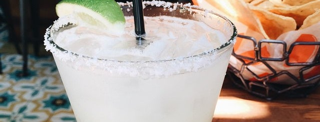 Favorite Spots for Margaritas Around the Bay Area