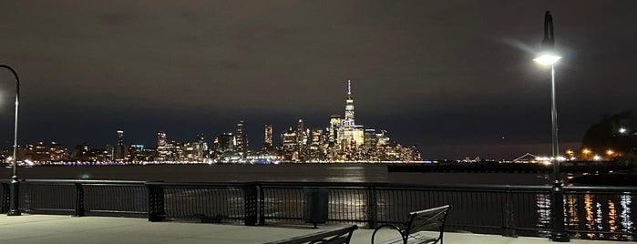 Castle Point is one of Hoboken.