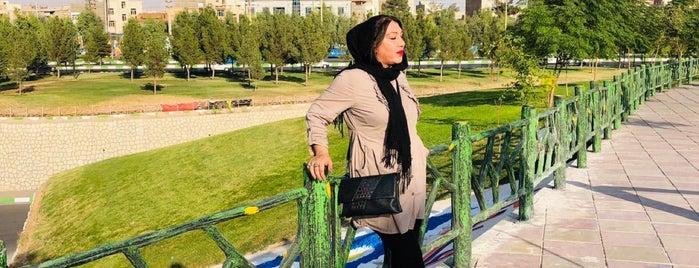 İran Tahran is one of Lugares favoritos de Erkan.