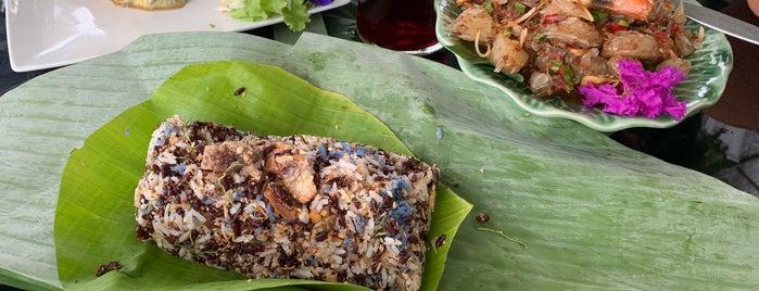 AoyWaan Riverside Thai Cuisine is one of 04 - ตามรอย.