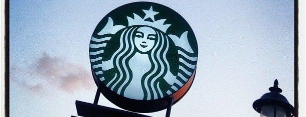 Starbucks is one of DUBAI.