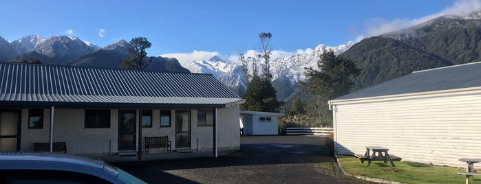 Mount Cook View Motel is one of South Island Roadtrip.