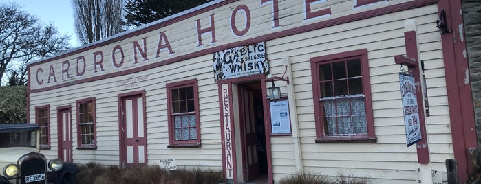 Cardrona Hotel is one of Queenstown.