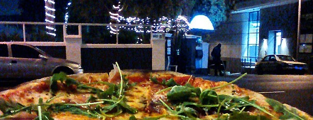 Goloso Pizzeria is one of Kapstaden.
