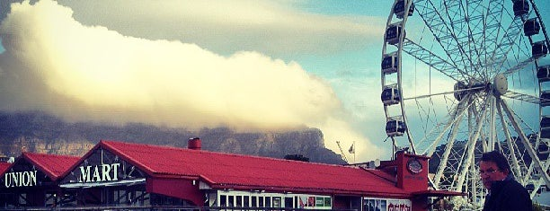 Cape Town Harbour is one of Cape Town: A week in the Mother City!.