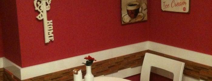 Bubblein Tea&Coffee is one of Best of Bursa.