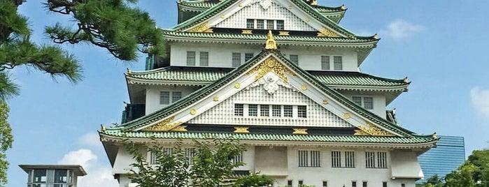 Osaka Castle is one of Posti che sono piaciuti a Los Viajes.