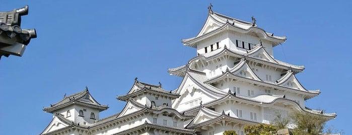 Himeji Castle is one of Posti che sono piaciuti a Los Viajes.