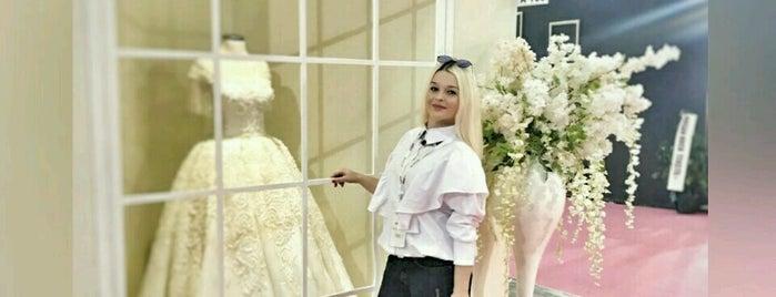 IF WEDDING FASHION IZMIR 2017 is one of Sezen 님이 좋아한 장소.