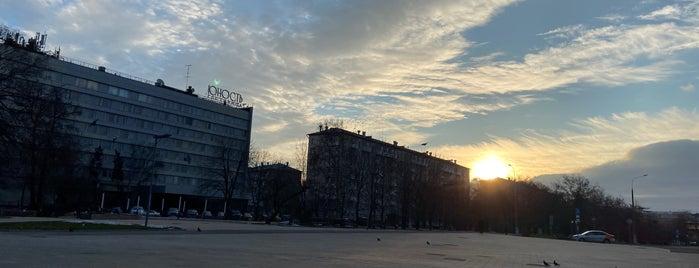 MCC Luzhniki is one of Galina 님이 좋아한 장소.