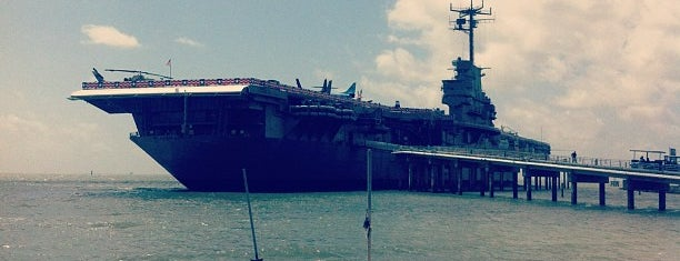 USS Lexington Museum On The Bay is one of Texas Places to Try.