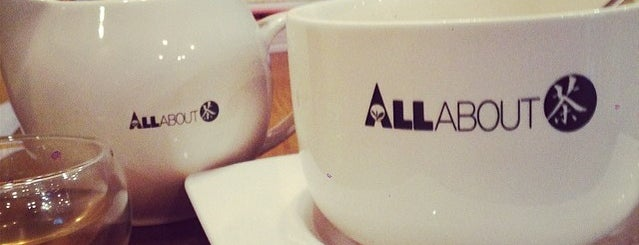 All About Cha: Stylish Tea and Coffee is one of Places to try in OKC.