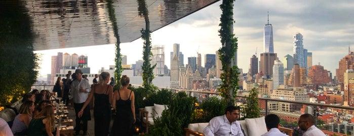 Public - Rooftop & Garden is one of Posti che sono piaciuti a st.