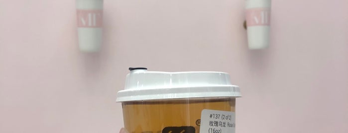M Tea is one of Cafe and more coffee!.