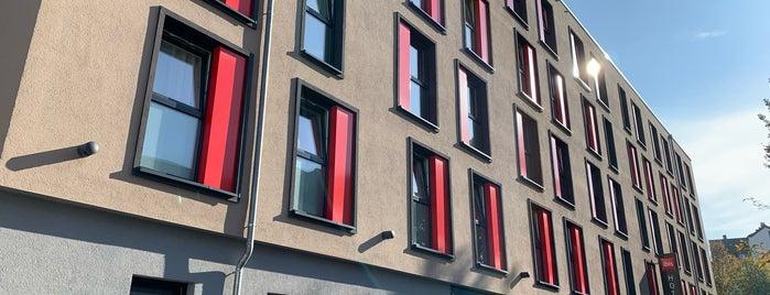 Ibis München City Ost is one of Lugares favoritos de 83.