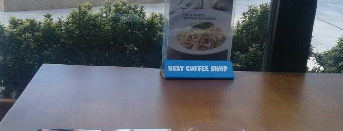 Best Coffee Shop-  Worksquare is one of Tempat yang Disukai S.