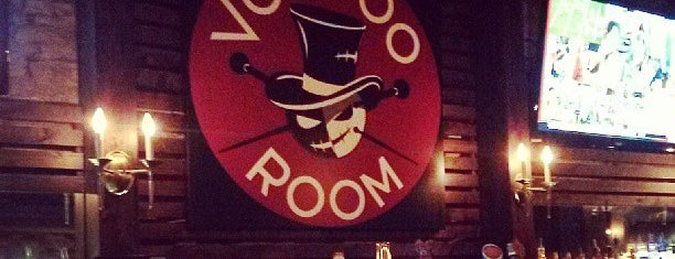 Voodoo Room is one of สถานที่ที่ Mel ถูกใจ.