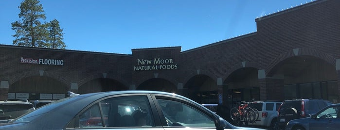 New Moon Natural Foods is one of Tahoe.