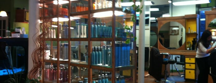 Franco's Hair Studio is one of BOS.