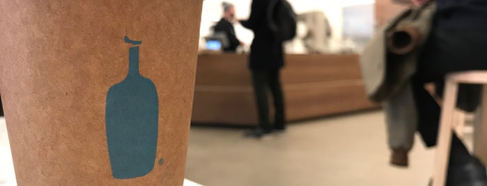 Blue Bottle Coffee is one of New York, New York.