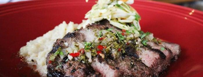 Mudhen Meat and Greens is one of Gr8 Vegan Veggie Spots in DFW.