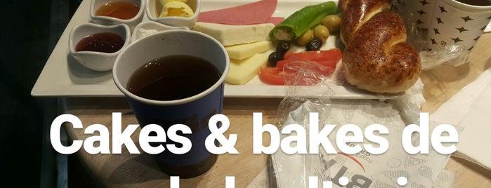 Cakes & Bakes is one of Yeşilköy ~ Bakırköy~Beylikdüzü.