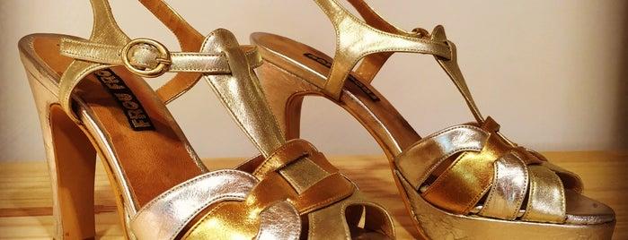 Frou Frou Shoes is one of Tempat yang Disimpan Regi.