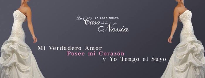 la casa de la novia is one of Locais curtidos por erio.