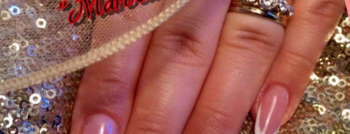 Nails&Marbella is one of สถานที่ที่บันทึกไว้ของ Наталья.