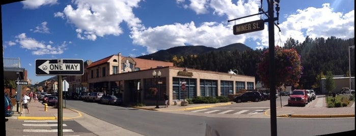 Tommyknocker Brewery & Pub is one of CO: Idaho Springs.
