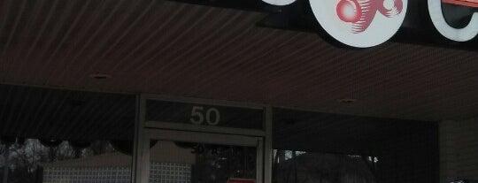Peachtree Cafe is one of John 님이 좋아한 장소.