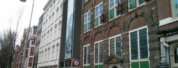 Het Rembrandthuis is one of The Netherlands.
